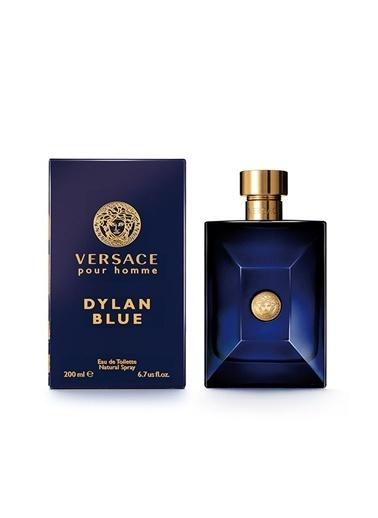 Versace Dylan Blue Edt 200 ml Erkek Parfüm Renksiz